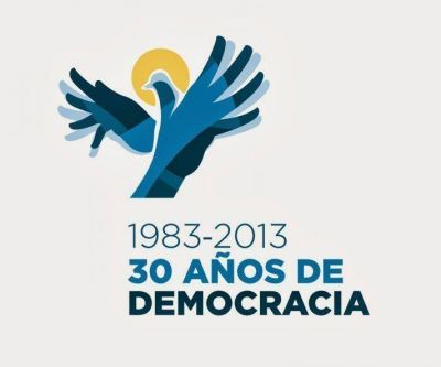 Se realizará una jornada sobre los 30 Años de Democracia