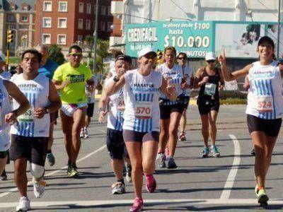 Amplían el cupo de participantes del Maratón Ciudad de Mar del Plata