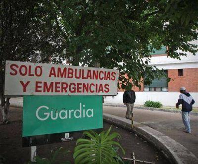 Cierran la guardia de un hospital por falta de médicos