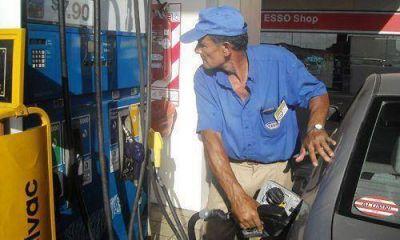 Los pilarenses aseguran que cargarán combustible en otro distrito