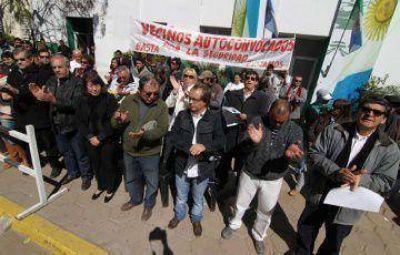 Vecinos Autoconvocados protestarán frente a la secretaría de DD.HH.