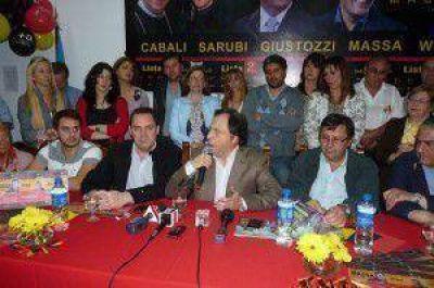 Giustozzi criticó la postura de Capitanich sobre la seguridad