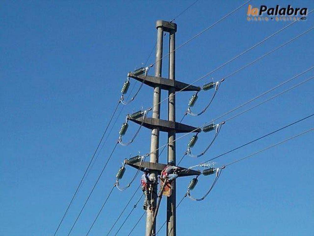 Millonaria inversión ampliará la dotación de energía eléctrica
