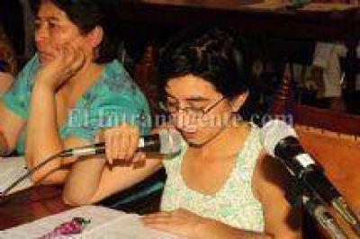 Los legisladores del Partido Obrero no juraron por la Constitución Provincial