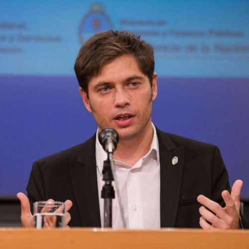Axel Kicillof