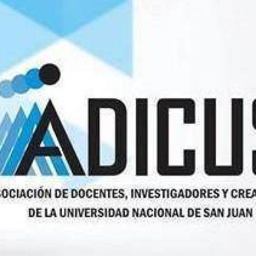 Asociaci�n de Docentes, Investigadores y Creadores de la Universidad de San Juan (ADICUS)