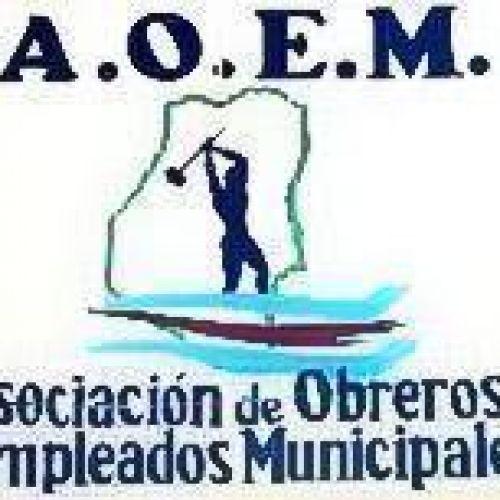 Asociación de Obreros y Empleados municipales (Aoem)