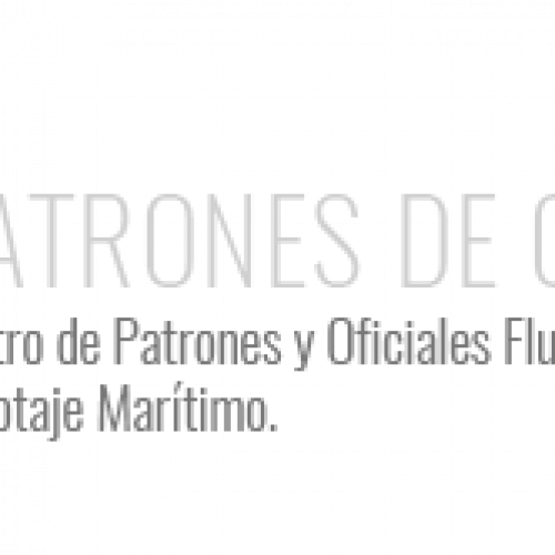 Centro de Patrones y Oficiales Fluviales de Cabotaje Marítimo y Pesca
