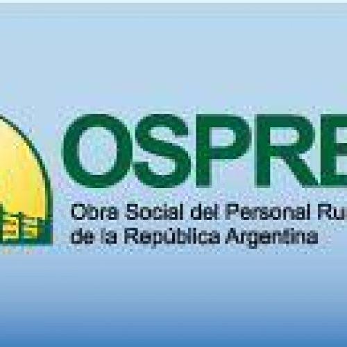 Obra Social del Personal Rural y Estibadores de la Rep�blica Argentina (Osprera)
