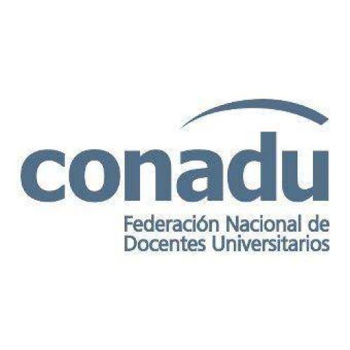 Secretarios Generales de la Federaci�n Nacional de Docentes Universitarios (CONADU)