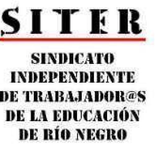 Sindicato Independiente de Trabajadores de la Educaci�n de R�o Negro (SITER)