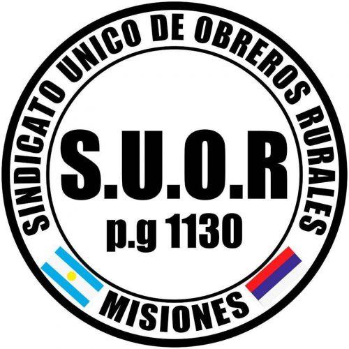 Sindicato Único Obreros Rurales de Misiones (SUOR)