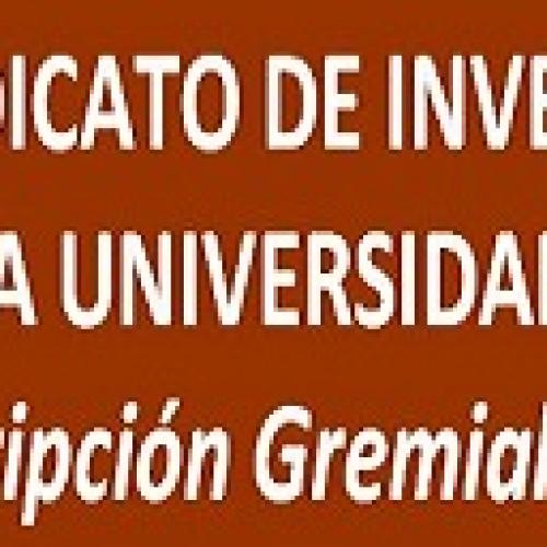 Sindicato de Investigadores y Docentes de la Universidad Tecnológica Nacional (SIDUT)