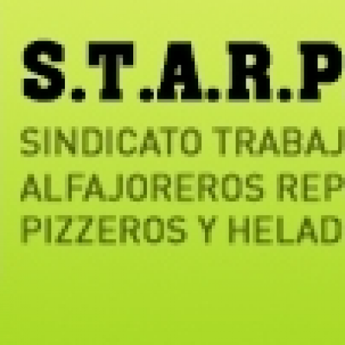 Sindicato de Trabajadores Alfajoreros, Reposteros, Pizzeros y Heladeros (STARPYH)
