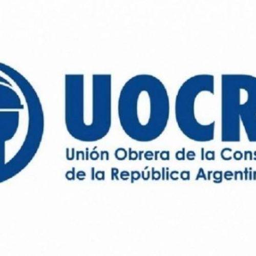 Unión Obrera de la Construcción (UOCRA)