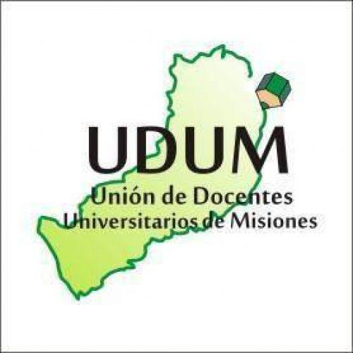 Unión de Docentes Universitarios de Misiones (UDUM)