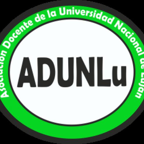 Asociación de Docentes de la Universidad de Luján (ADUNLu)